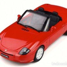 Coches a escala: FIAT BARCHETTA 1995 ESCALA 1/18 DE OTTO MOBILE. Lote 199159645