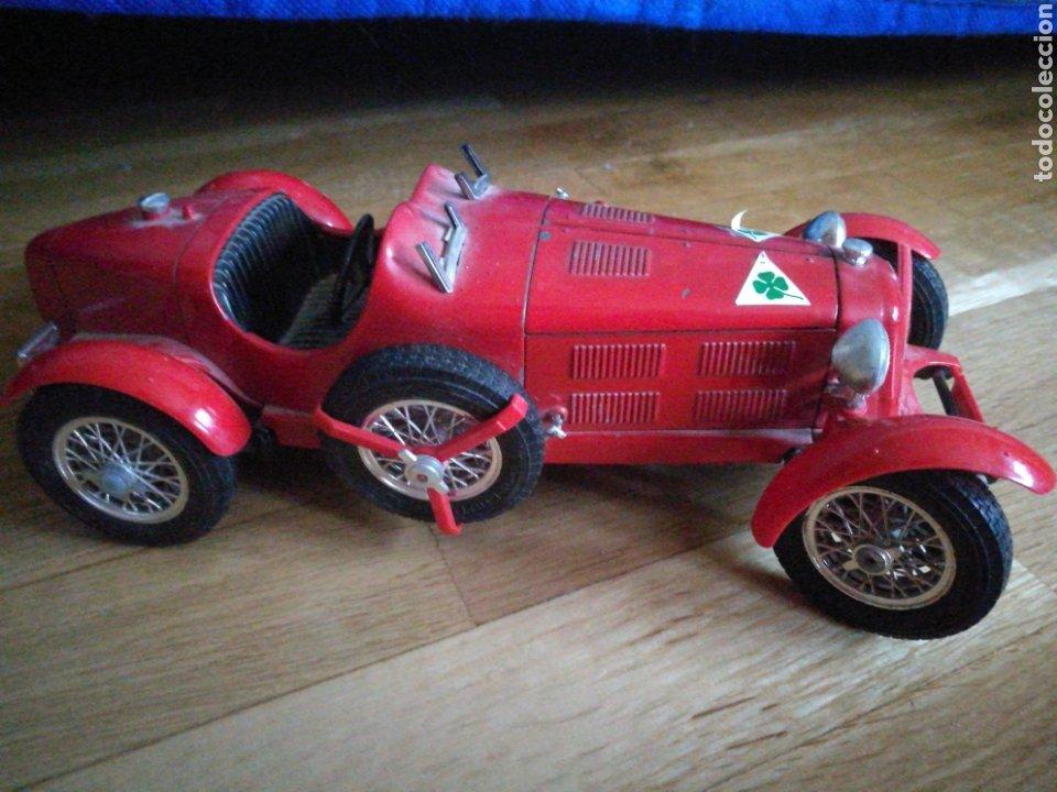 Coches a escala: Alfa Romeo 2300 monza año 1934 - Foto 2 - 199868638
