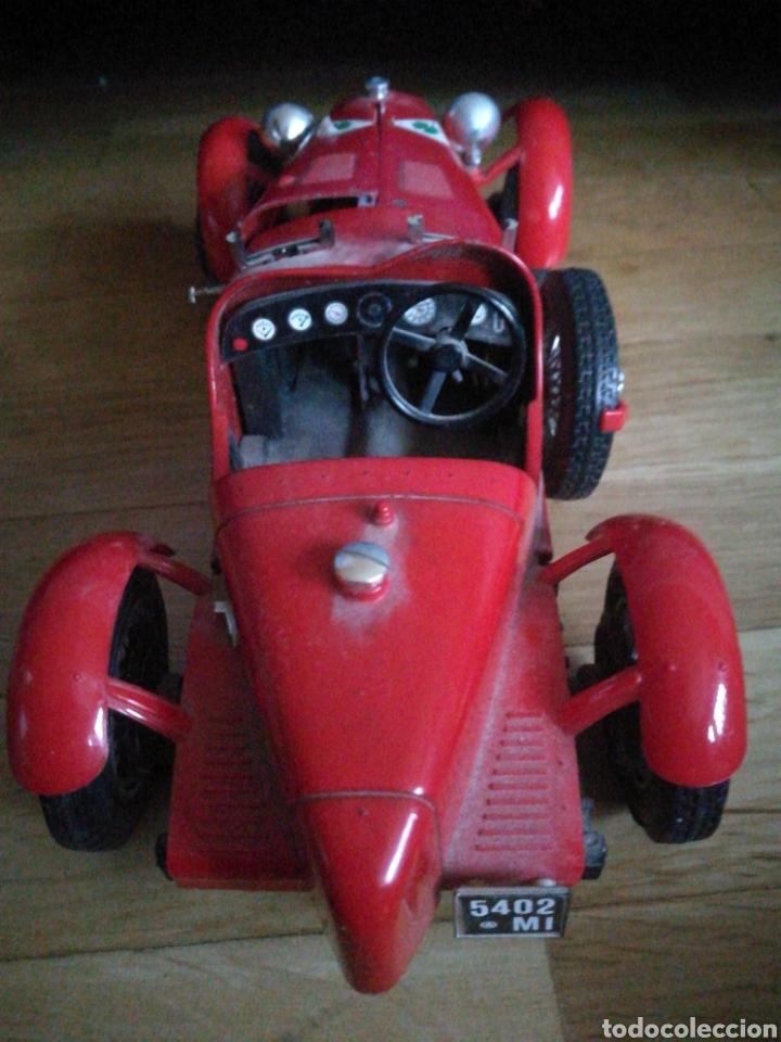 Coches a escala: Alfa Romeo 2300 monza año 1934 - Foto 4 - 199868638