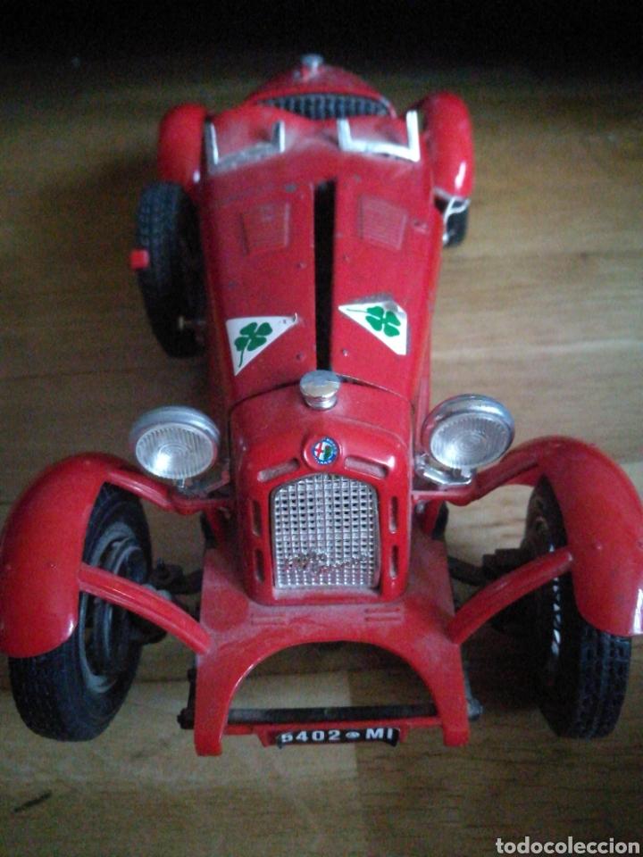 Coches a escala: Alfa Romeo 2300 monza año 1934 - Foto 5 - 199868638