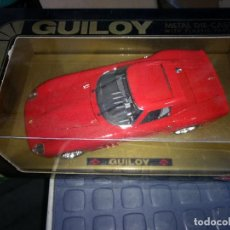 Coches a escala: FERRARI GTO -1964 ED. ESPEC. 1/18 DE GUILOY. Lote 201364840
