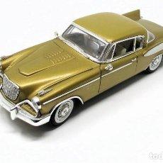 Coches a escala: STUDEBAKER GOLD HAWK DE 1957 DE ANSON.. Lote 202558636