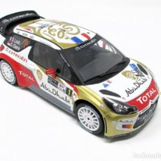 Coches a escala: CITROËN DS3 WRC 2013 - ALTAYA.. Lote 202675458