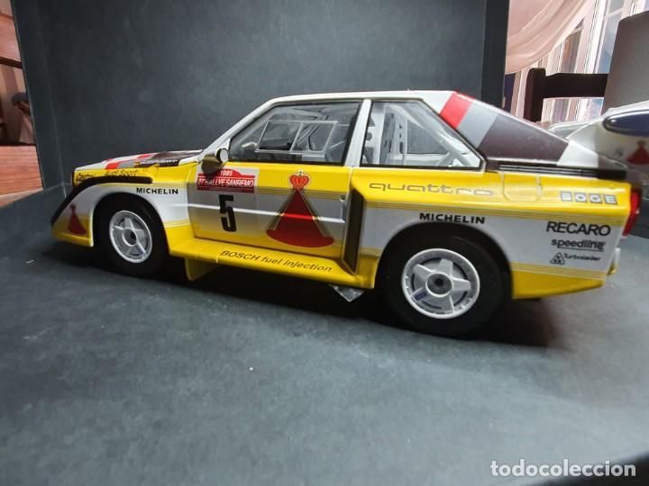 Coches a escala: Audi quattro 1/18 - Foto 4 - 204261483