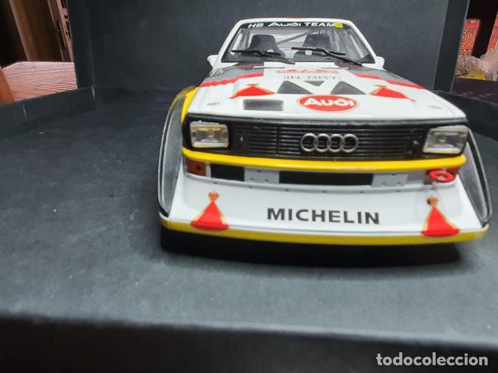 Coches a escala: Audi quattro 1/18 - Foto 6 - 204261483