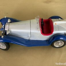 Coches a escala: ALFA ROMEO 2300 SPIDER DE 1932 A ESCALA 1/18 DE LA MARCA BURAGO.. Lote 205751158