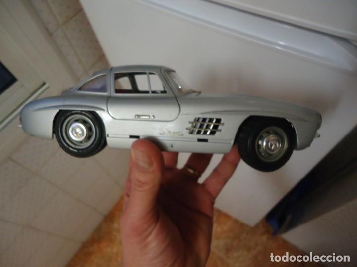 Coches a escala: mercedes 300 SL 1954 de burago made in italy 3015 - Foto 2 - 206212907