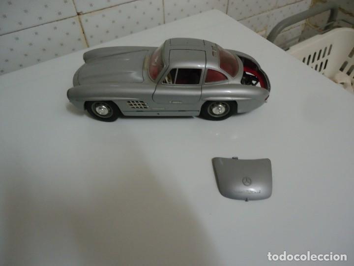 Coches a escala: mercedes 300 SL 1954 de burago made in italy 3015 - Foto 4 - 206212907