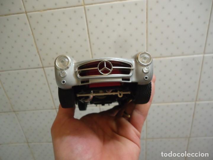 Coches a escala: mercedes 300 SL 1954 de burago made in italy 3015 - Foto 8 - 206212907