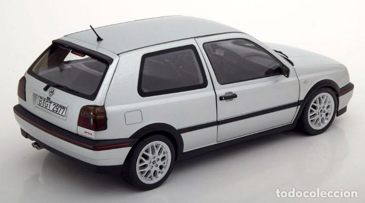 Coches a escala: Volkswagen Golf III GTI 1996 escala 1/18 de Norev - Foto 2 - 206252173