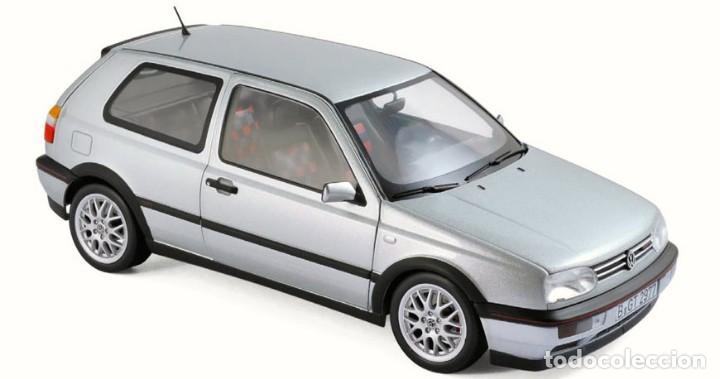 Coches a escala: Volkswagen Golf III GTI 1996 escala 1/18 de Norev - Foto 3 - 206252173