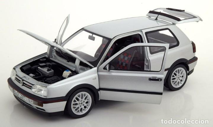 Coches a escala: Volkswagen Golf III GTI 1996 escala 1/18 de Norev - Foto 4 - 206252173