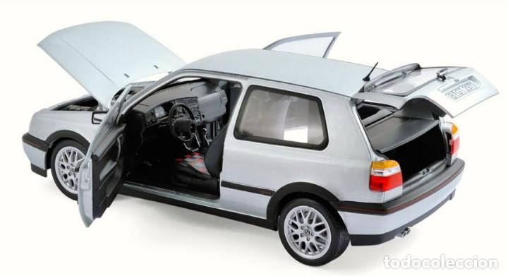Coches a escala: Volkswagen Golf III GTI 1996 escala 1/18 de Norev - Foto 5 - 206252173