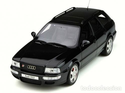 AUDI RS2 1994 ESCALA 1/18 DE OTTO MOBILE (Juguetes - Coches a Escala 1:18)