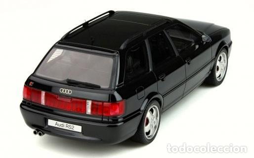 Coches a escala: Audi RS2 1994 escala 1/18 de Otto Mobile - Foto 2 - 206279722