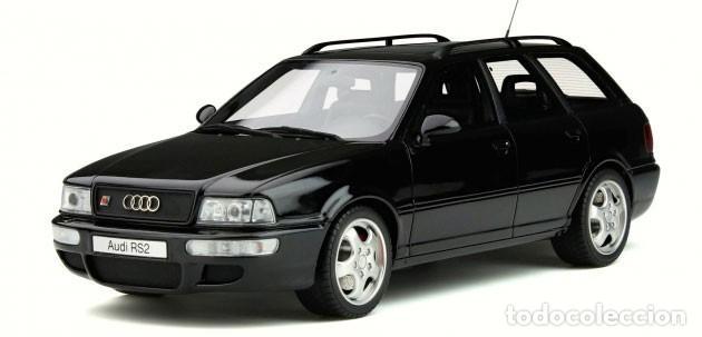 Coches a escala: Audi RS2 1994 escala 1/18 de Otto Mobile - Foto 3 - 206279722