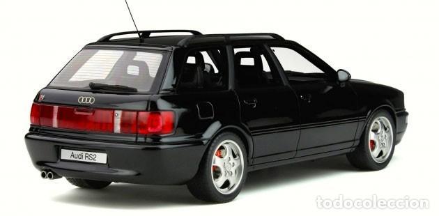Coches a escala: Audi RS2 1994 escala 1/18 de Otto Mobile - Foto 4 - 206279722
