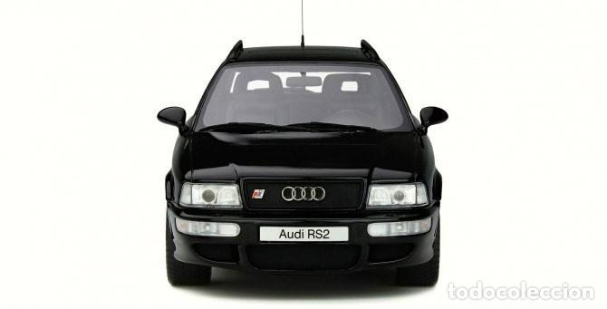 Coches a escala: Audi RS2 1994 escala 1/18 de Otto Mobile - Foto 5 - 206279722