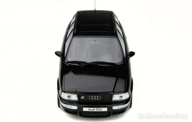 Coches a escala: Audi RS2 1994 escala 1/18 de Otto Mobile - Foto 7 - 206279722
