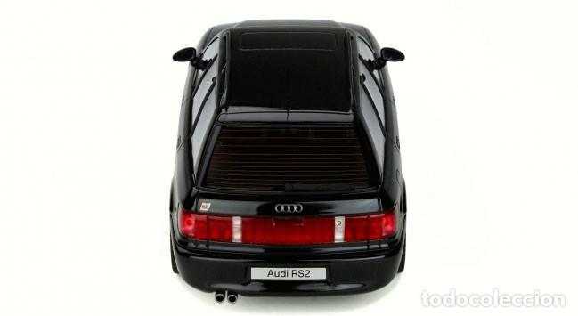 Coches a escala: Audi RS2 1994 escala 1/18 de Otto Mobile - Foto 8 - 206279722