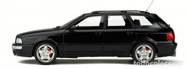 Coches a escala: Audi RS2 1994 escala 1/18 de Otto Mobile - Foto 9 - 206279722