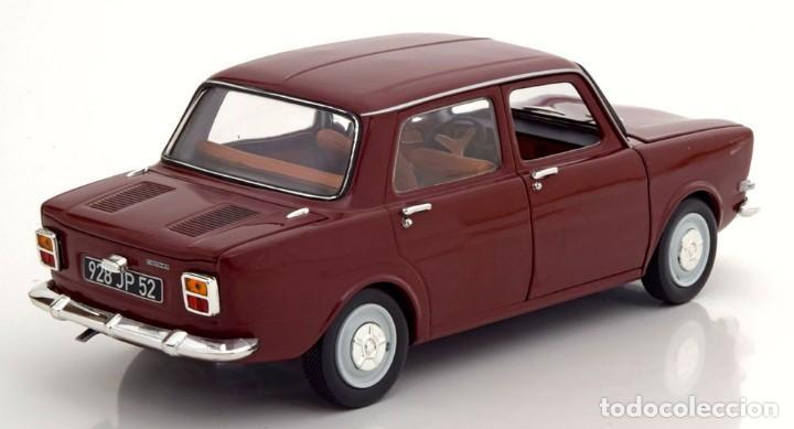 Coches a escala: Simca 1000 LS 1974 escala 1/18 de Norev - Foto 2 - 206279987