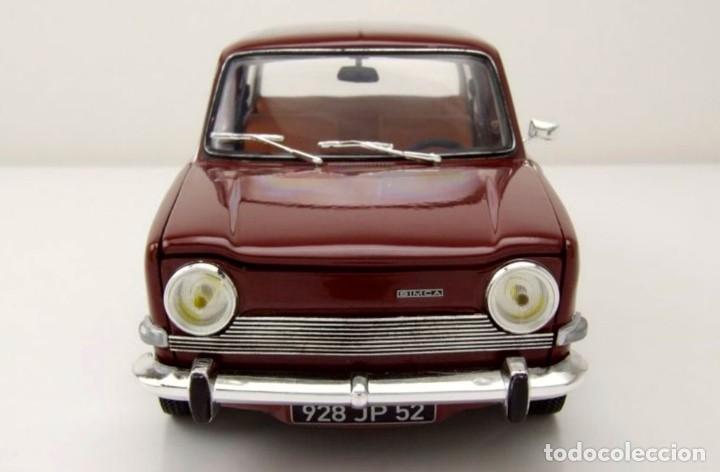 Coches a escala: Simca 1000 LS 1974 escala 1/18 de Norev - Foto 7 - 206279987