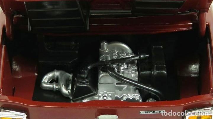 Coches a escala: Simca 1000 LS 1974 escala 1/18 de Norev - Foto 12 - 206279987