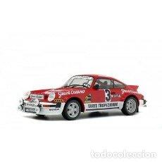 Coches a escala: PORSCHE 911 SC #3 B. BÉGUIN WINNER RALLY D'ARMOUR 1979 1:18 SOLIDO. Lote 206328640
