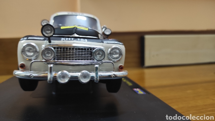 Coches a escala: volvo pv 544 revell african 1 18 - Foto 5 - 206299893