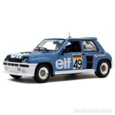 Coches a escala: RENAULT 5 TURBO #49 W. RORHL EUROPA CUP 1984 1:18 SOLIDO. Lote 209916426