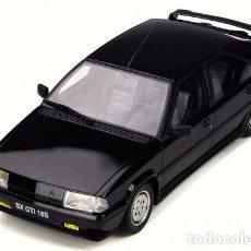 Coches a escala: CITROEN BX 16V GTI 1987 ESCALA 1/18 DE OTTO MOBILE. Lote 210144078