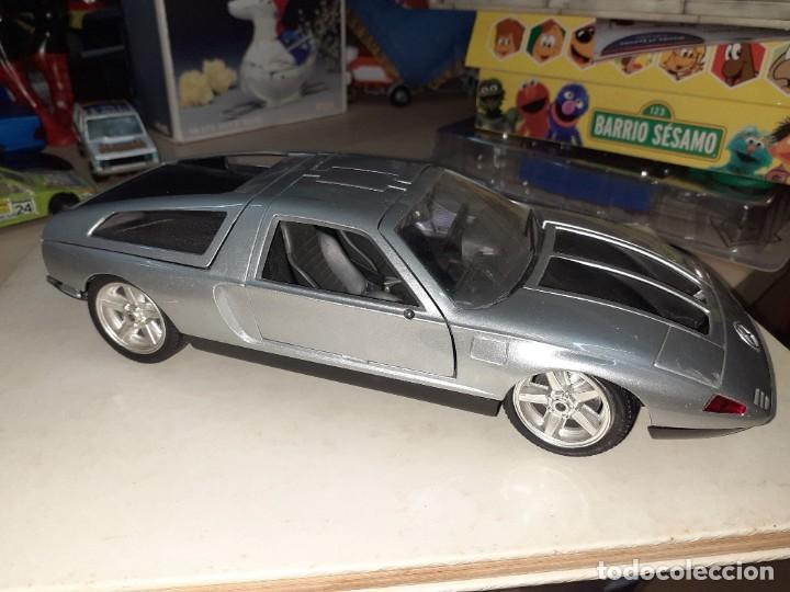 Coches a escala: Mercedes Benz C111.C 111.Guiloy España 1 /18. - Foto 3 - 211614851