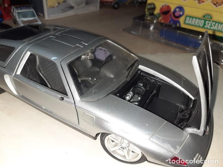 Coches a escala: Mercedes Benz C111.C 111.Guiloy España 1 /18. - Foto 8 - 211614851