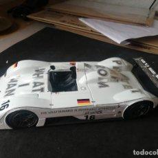 Coches a escala: BMW V12 LMR 1/18 BY KIOSHO. Lote 211750811
