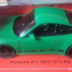 Voitures à l'échelle: PORSCHE 911 ( 997 ) GT3 RS NUEVO EN SU CAJA. Lote 211979041