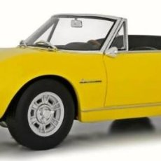 Coches a escala: FIAT DINO SPIDER 2000 1967 ESCALA 1/18 DE LAUDORACING MODELS. Lote 212173111