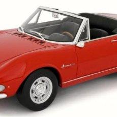 Coches a escala: FIAT DINO SPIDER 2000 1967 ESCALA 1/18 DE LAUDORACING MODELS. Lote 212173230