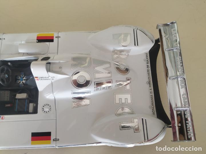 Coches a escala: Kyosho BMW V12 LMR 1/18 Edición de concesionario. Maqueta - Foto 6 - 212719481