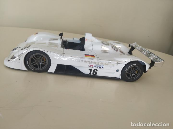 Coches a escala: Kyosho BMW V12 LMR 1/18 Edición de concesionario. Maqueta - Foto 8 - 212719481