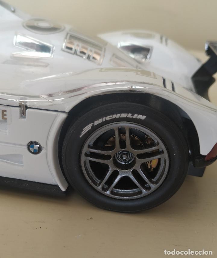Coches a escala: Kyosho BMW V12 LMR 1/18 Edición de concesionario. Maqueta - Foto 10 - 212719481