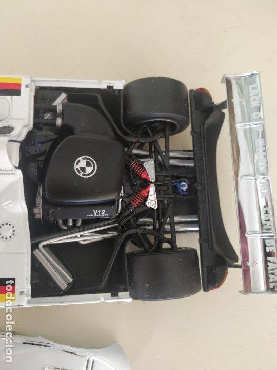 Coches a escala: Kyosho BMW V12 LMR 1/18 Edición de concesionario. Maqueta - Foto 12 - 212719481