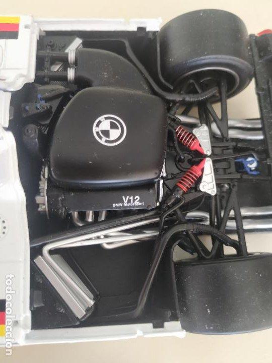 Coches a escala: Kyosho BMW V12 LMR 1/18 Edición de concesionario. Maqueta - Foto 13 - 212719481