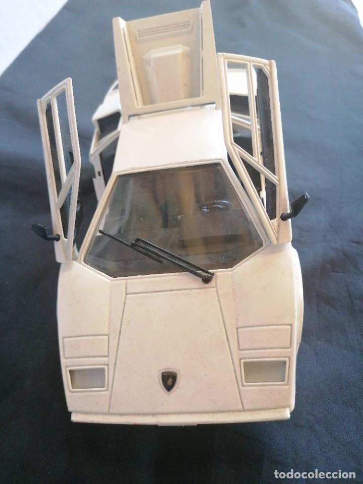Coches a escala: Coche Lamborghini en metal E:1/18 Polistil - Foto 2 - 213692753