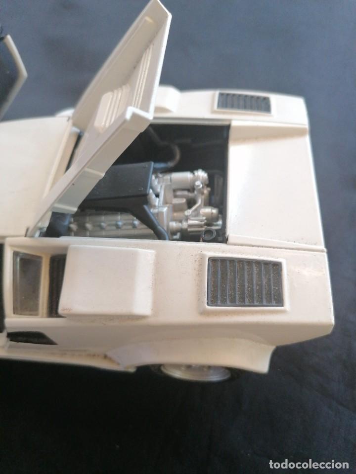 Coches a escala: Coche Lamborghini en metal E:1/18 Polistil - Foto 3 - 213692753