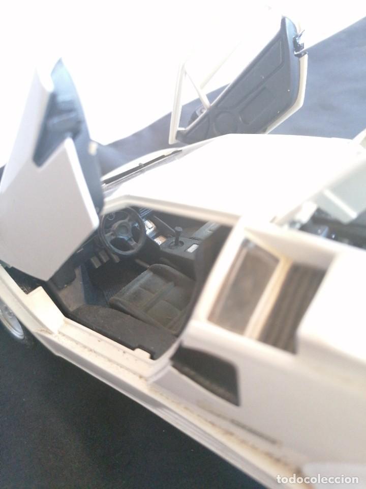 Coches a escala: Coche Lamborghini en metal E:1/18 Polistil - Foto 4 - 213692753