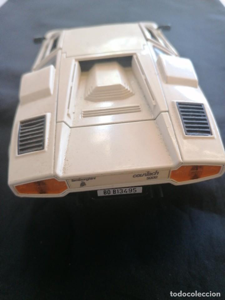 Coches a escala: Coche Lamborghini en metal E:1/18 Polistil - Foto 8 - 213692753
