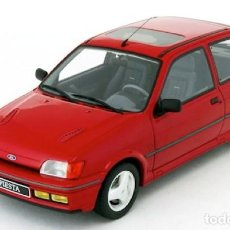 Auto in scala: FORD FIESTA RS TURBO MKIII 1990 ESCALA 1/18 DE OTTO MOBILE. Lote 214380997