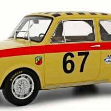 Coches a escala: FIAT ABARTH 1600 OT HISTORIC RACES 1964 ESCALA 1/18 DE LAUDORACING MODELS. Lote 214490490