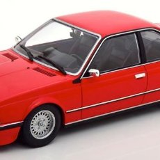 Coches a escala: BMW 635 CSI 1982 ESCALA 1/18 DE MINICHAMPS. Lote 214831347